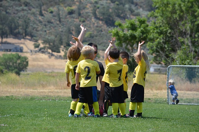 malý fotbalisti