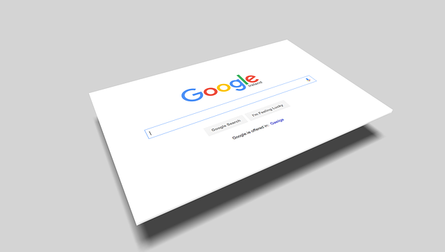 google na vyhledávání
