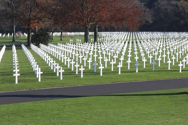 památník války